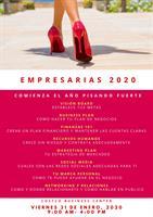 Member Event: EMPRESARIAS 2020