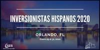 Member Event: Inversionista Hispanos 2020 - International event for Hispanic investors in Orlando