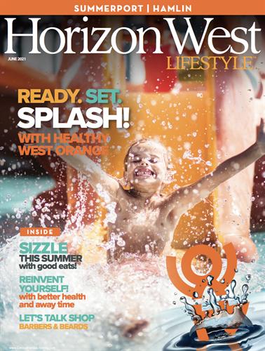 HorizonWest Lifestyle June 2021 Cover