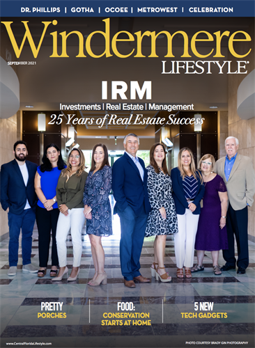 Windermere Lifestyle Sept 2021 Cover