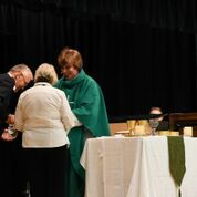 First Mass - Washing Of Hands