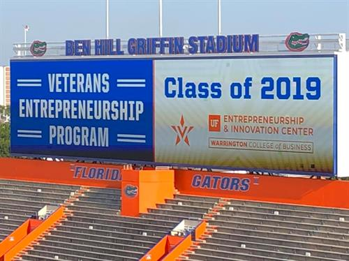 UF Veterans Entrepreneurship Program