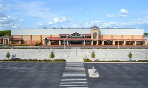 The Silver Spurs Arena