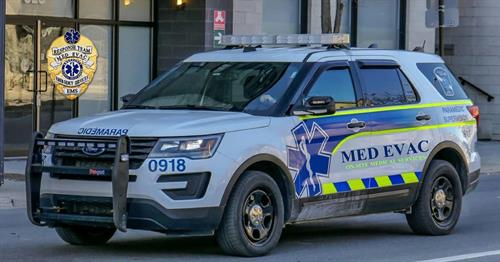 MED EVAC Response Vehicle