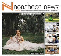 Bozanich Photography Cover Story: The Fairy Queen featured in Nonahood News – January 2021