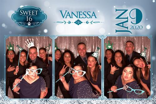 Vanessa's 16 Birthday!