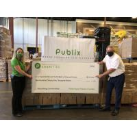 Publix Presents $225,000 Donation to Second Harvest Food Bank of Central Florida