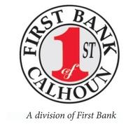 First Bank of Calhoun
