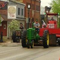 Weyauwega Annual Blacktop Tractor Pull