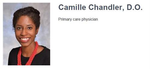 Cr, Camille Chandler, DO