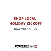 Shop Local Holiday Kickoff