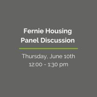Fernie Housing Panel Discussion