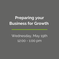 Preparing your Business for Growth