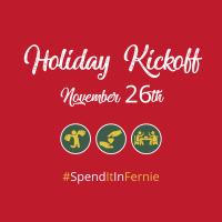 Spend it in Fernie Holiday Kickoff