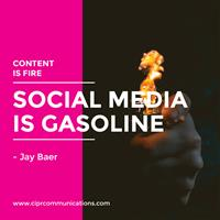 We can assist you with your social media strategy, content, and management.