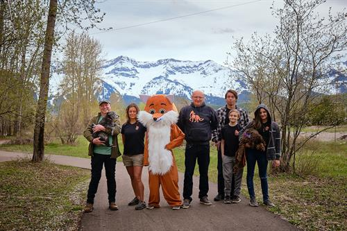 Fernie Fox Hotel Staff
