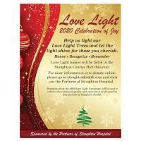 Love Light 2020 Celebration