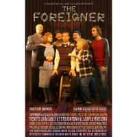 The Foreigner - announced by Stoughton Village Players