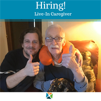 Live-In Caregiver *EARN FREE RENT*
