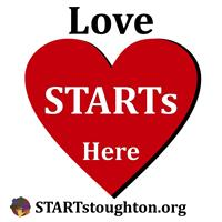 ''Love STARTs Here'' Yard Sign Fundraiser