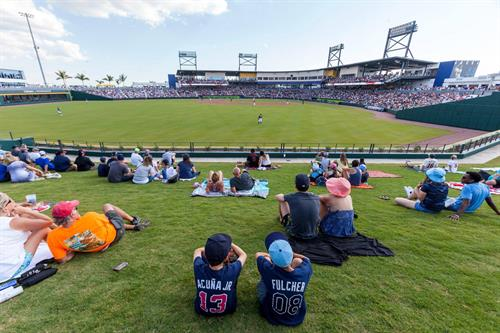 CoolToday Park - Atlanta Braves Spring Training Facility, North Port, FL