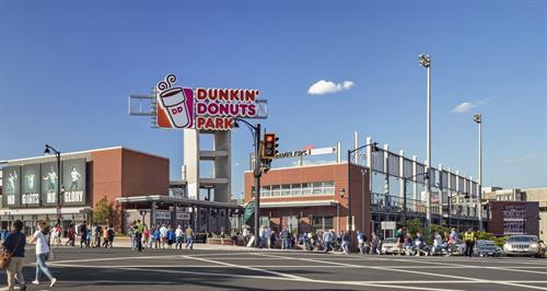Dunkin' Donuts Park, Hartford, CT