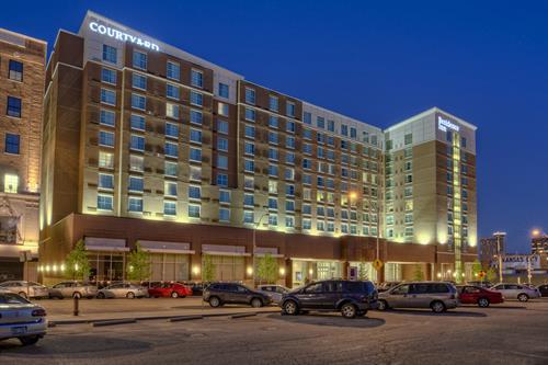 Residence Inn Kansas City Downtown Convention Center