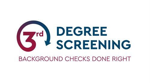 3rd Degree Screening, Inc Logo