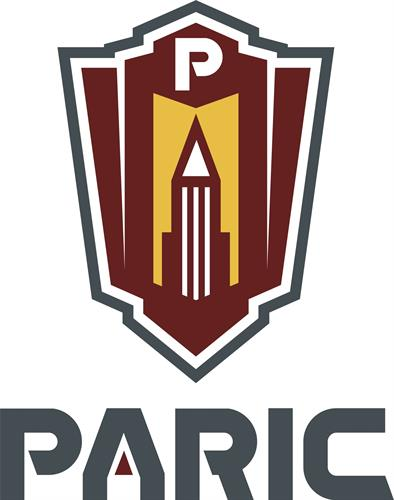 Paric Logo with Shield