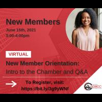 Member Orientation: Partnership & Sponsorship