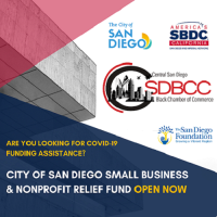 Office Hours for the City of San Diego Relief Grant
