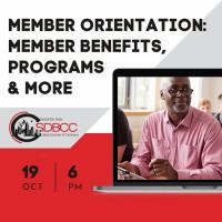 Member Orientation: New Programs and Chambermaster