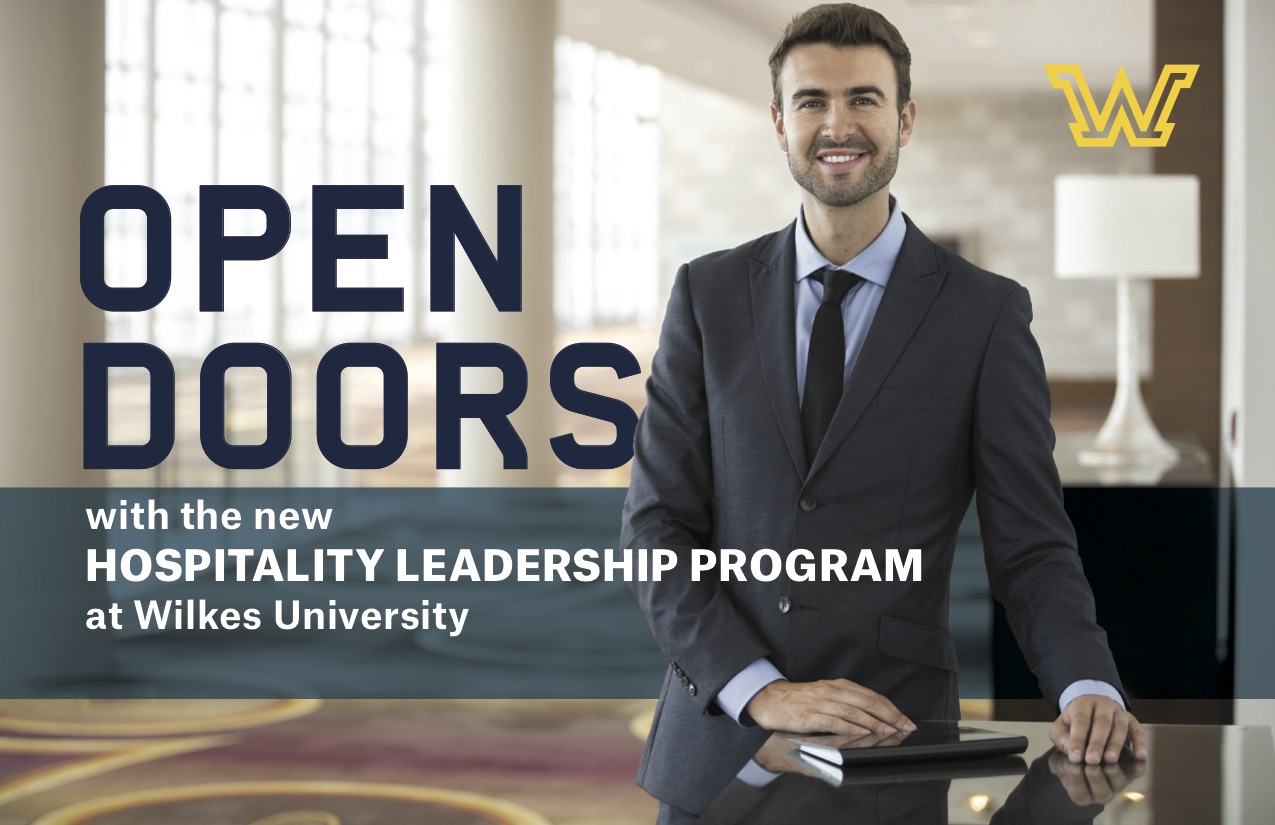 Community Corner: Wilkes University's Hospitality Leadership Program