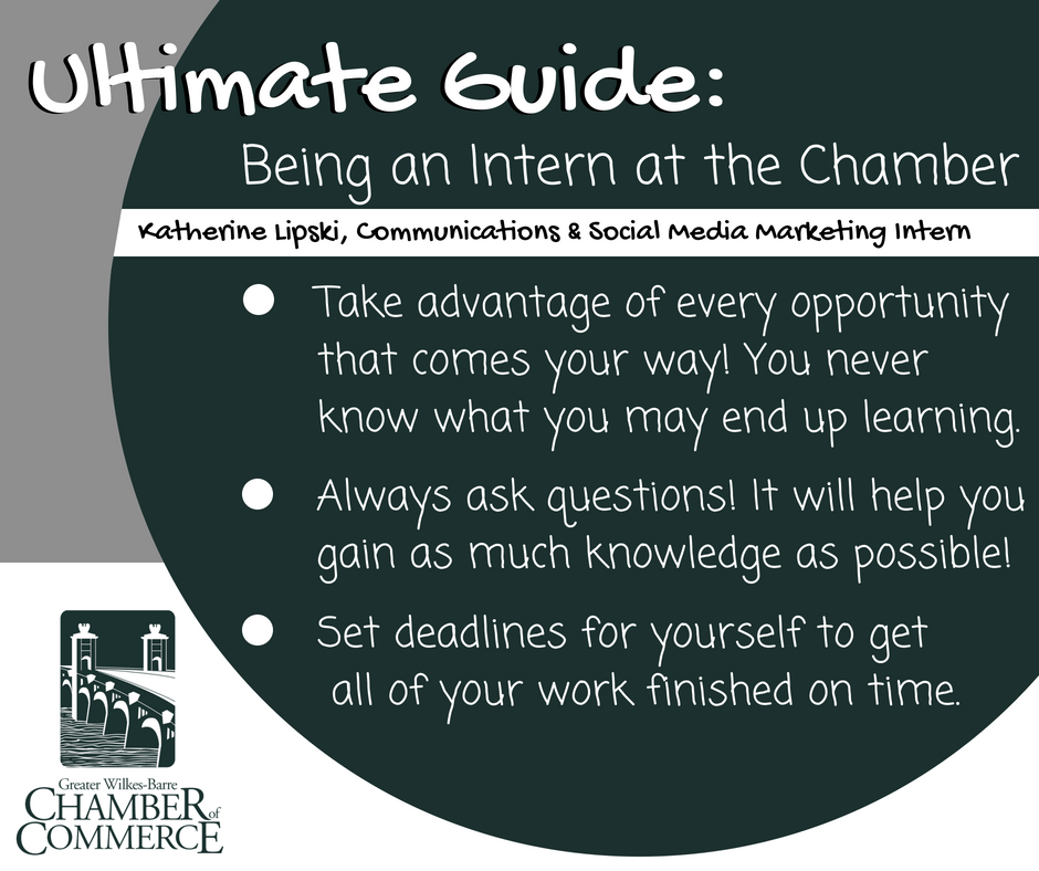 The Ultimate Guide to Being a GWB Chamber Intern: Katherine Lipski