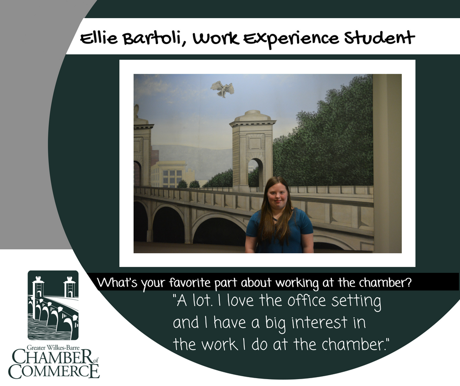 A Day at the Chamber with Ellie Bartoli