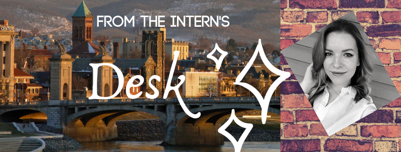 MEET THE INTERN – GORDON ROBERTS