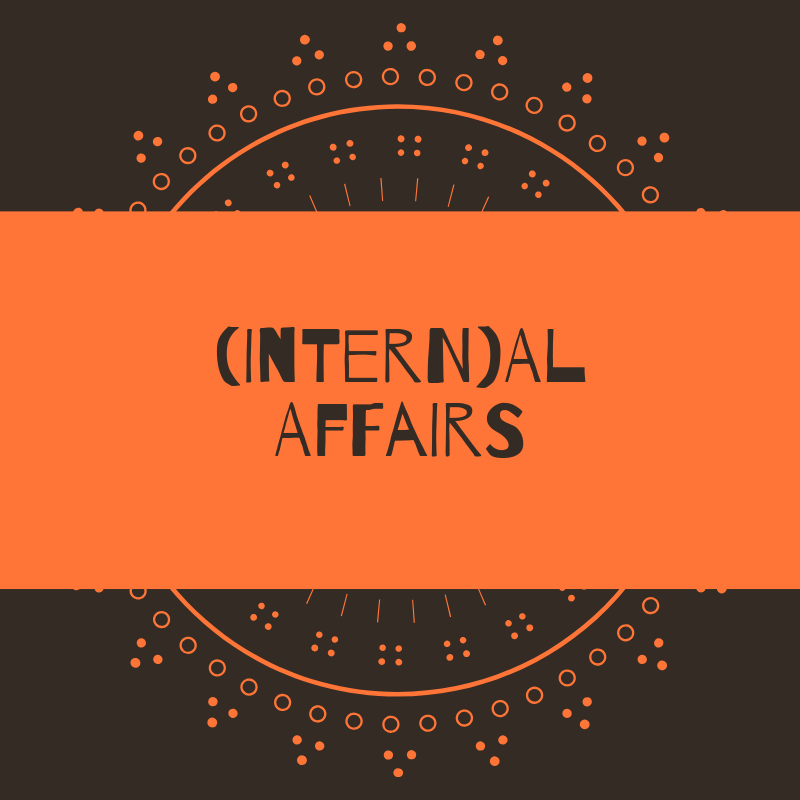 (Intern)al Affairs - an EPIC first week
