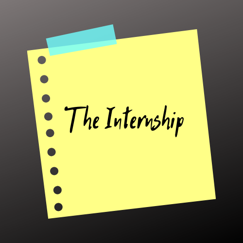 The Internship- Episode 1: The Author