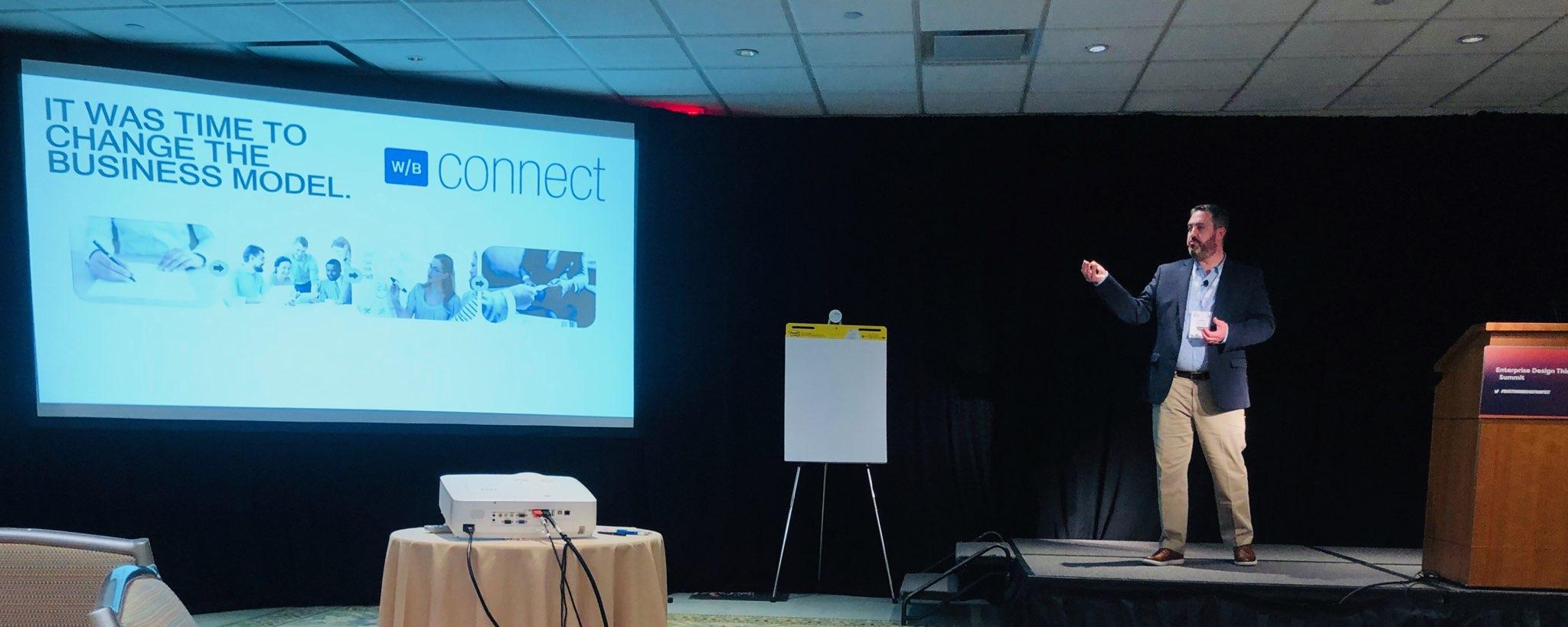 Image for Wilkes-Barre Connect Presentation at the FEI Innovation Conference in Boston