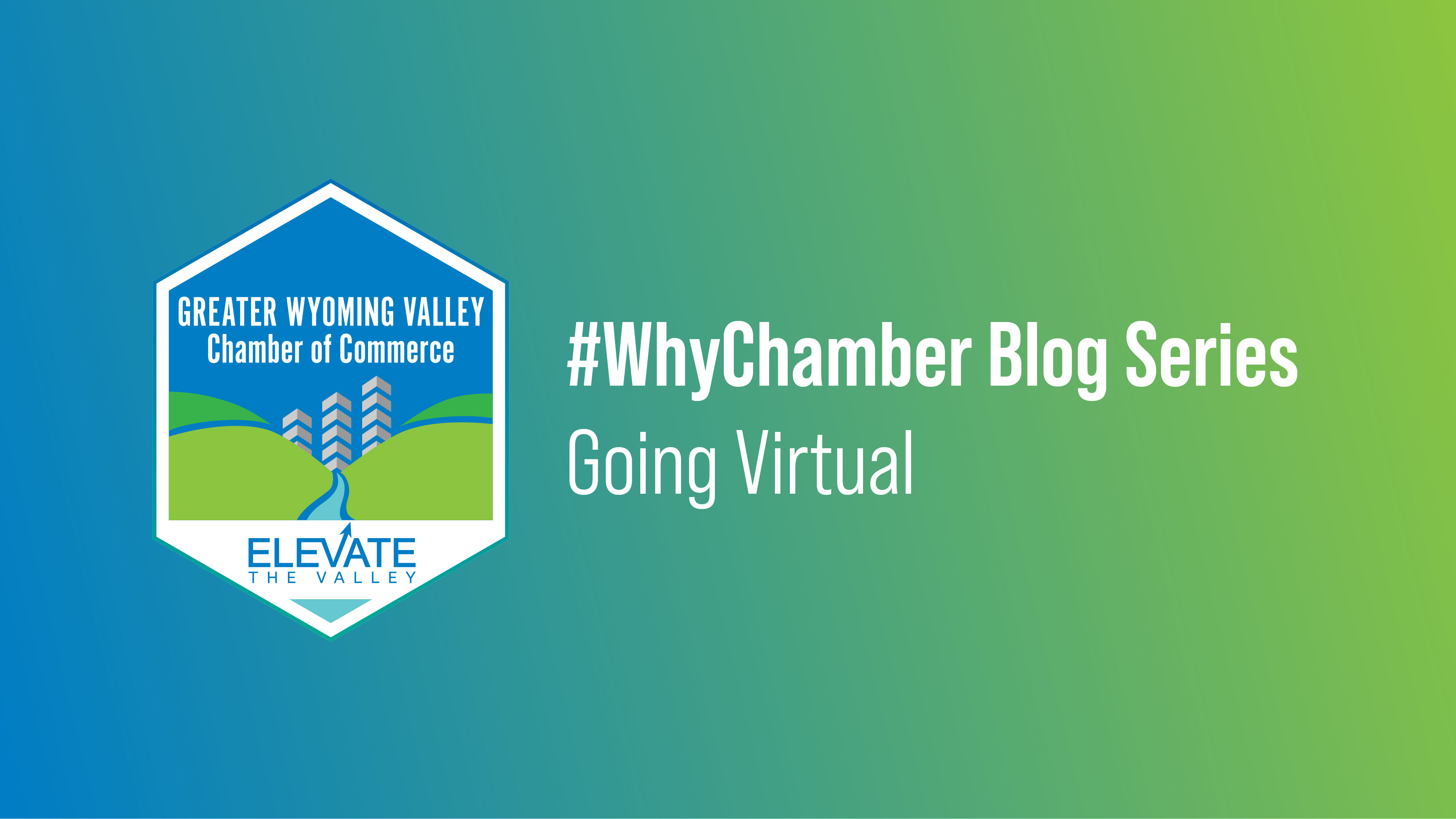 #WhyChamber: Going Virtual