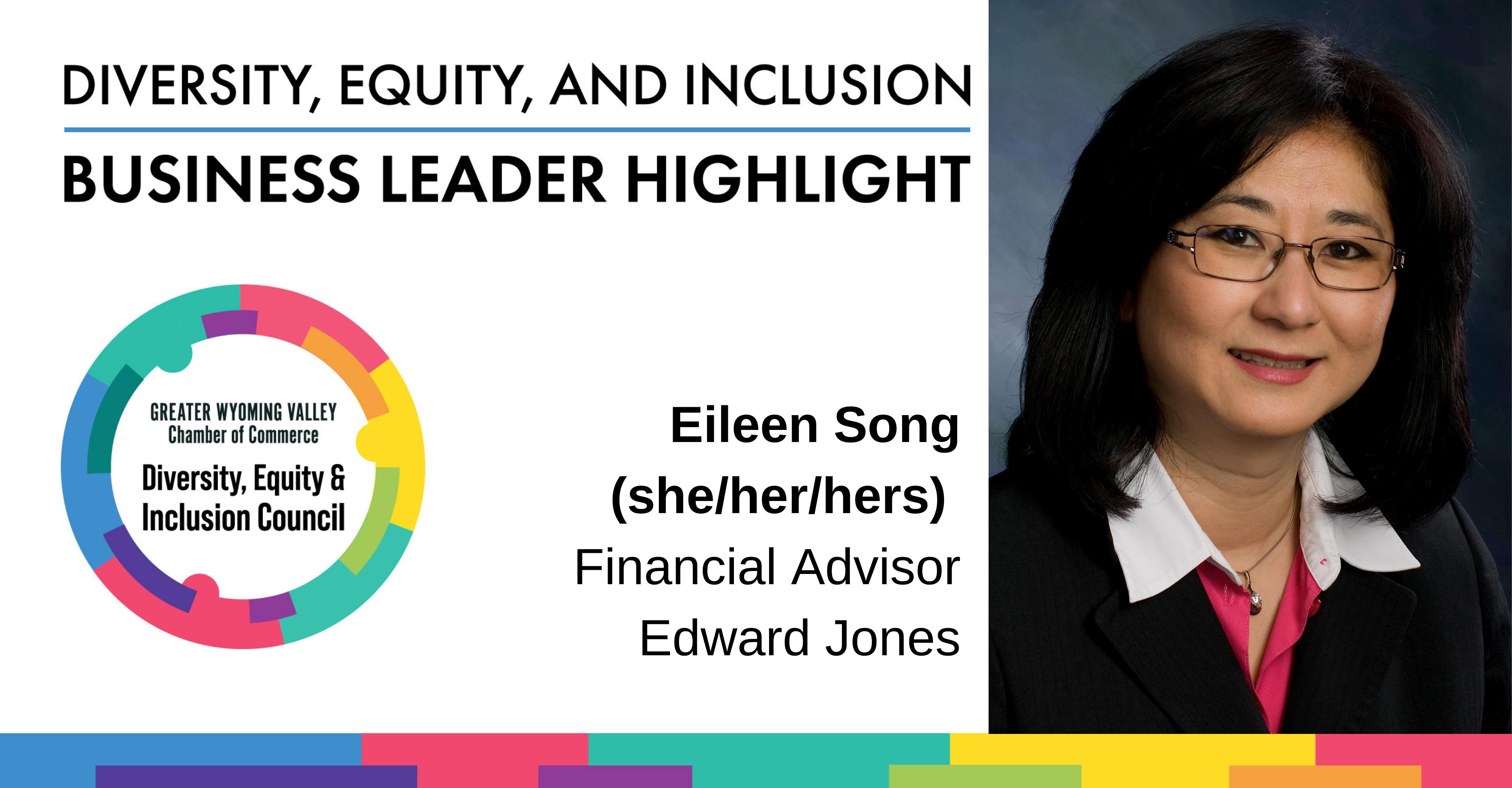 Diversity Month Highlight: Eileen Song