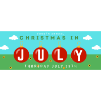 Small Business Christmas in July
