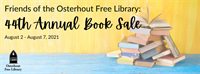 Osterhout Free Library Annual Book Sale