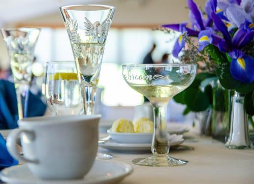 Weddings, Rehersal Dinners, Indoor and Outdoor Space