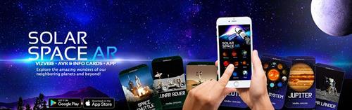 Solar Space AR IOS & Android AR App