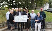 Villa Capri Cruisers Car Club Awards $1,000 Scholarship to Johnson College