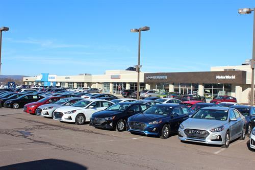 MotorWorld Showrooms - Hyundai, Mitsubishi, Acura, Honda, Lexus