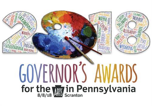 2018 Governor's Awards Logo