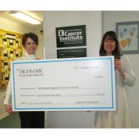 Highmark Foundation Awards $25,000 Grant to The Northeast Regional Cancer Institute