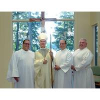 Three Seminarians to Be Ordained as Transitional Deacons